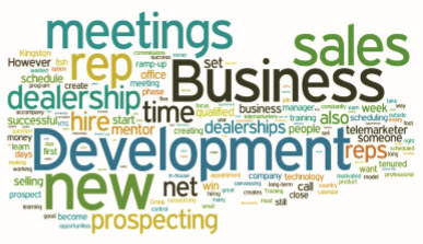Business Development: Make your own first impressions